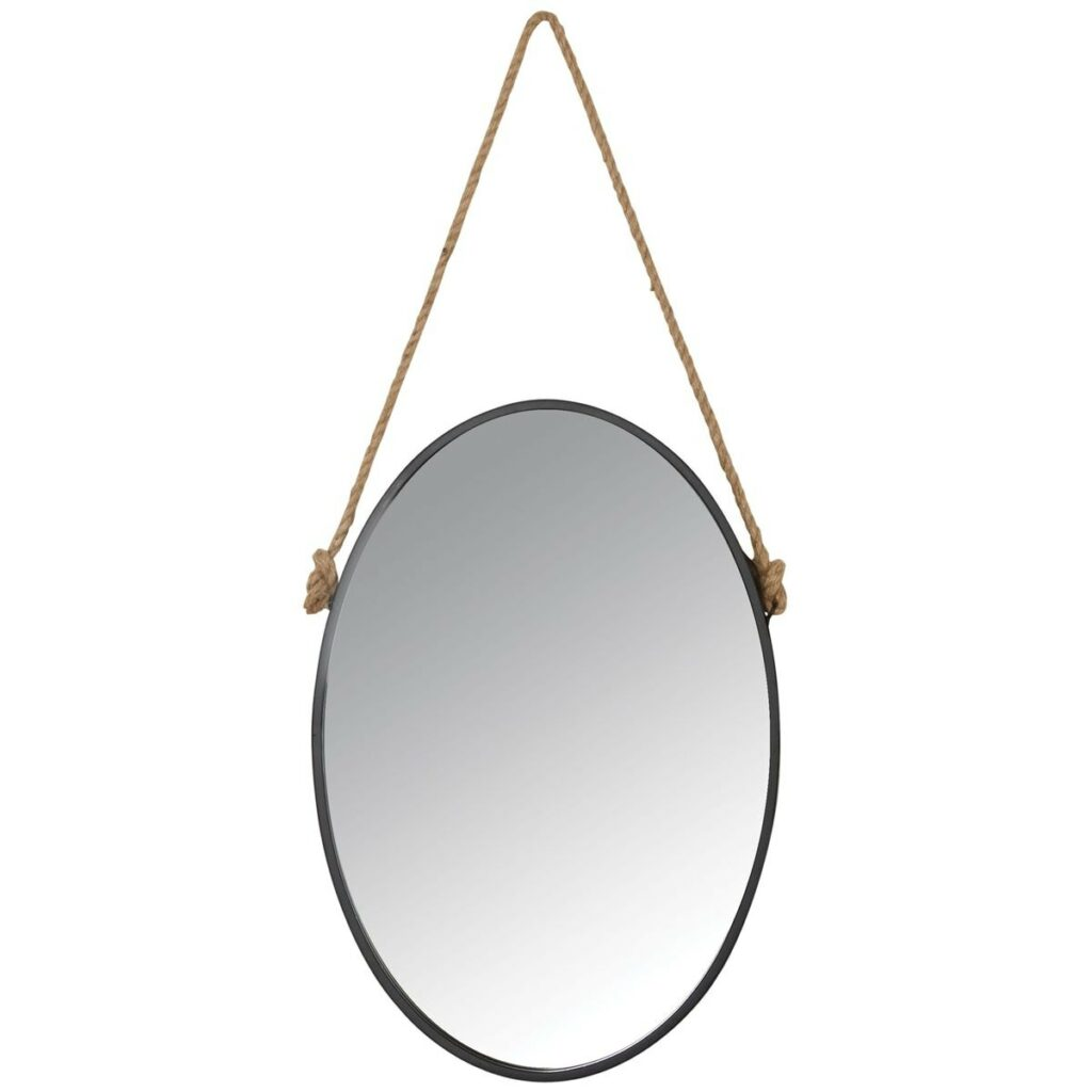 Miroir style industriel
