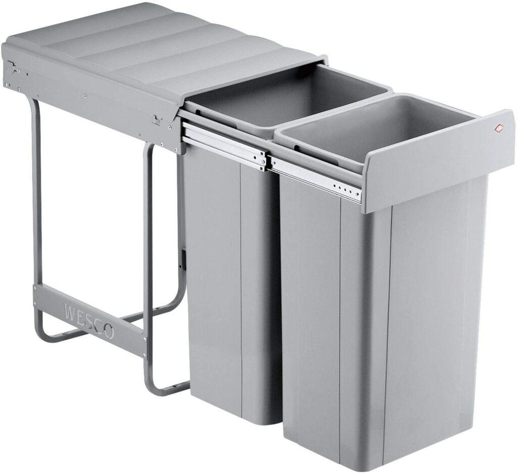 poubelle de porte sous évier